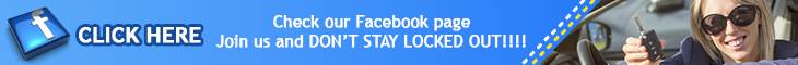 Join us on Facebook - Locksmith Garden Grove